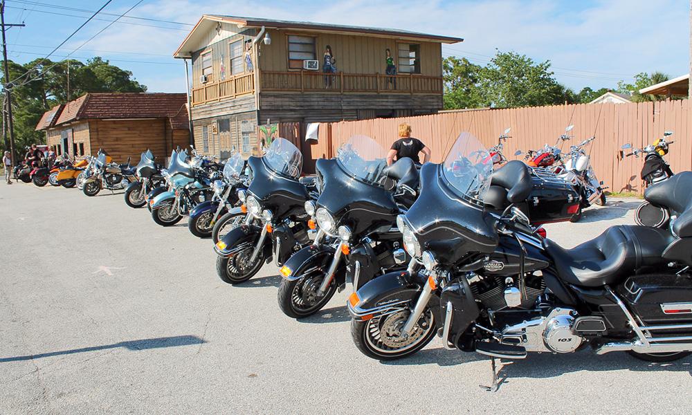 Motorrad-Reisen Florida - Tag 11: Flagler Beach – Orlando