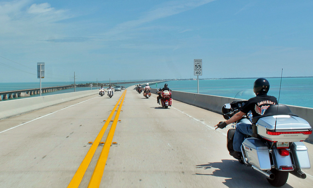 Motorrad-Reisen Florida - Tag 5: The Keys – Islamorada – Marathon – Key Wes