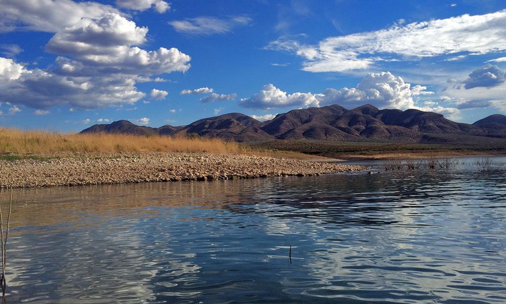 Motorrad-Reisen Rattlesnake Trail - Tag 8: Phoenix/Scottsdale – Apachen-Lake – Roosevelt Lake