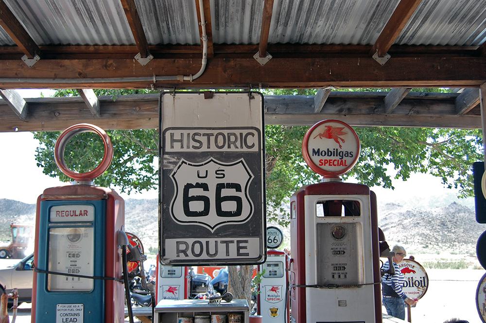 Route 66 Motorrad-Reisen | Amerika Heller