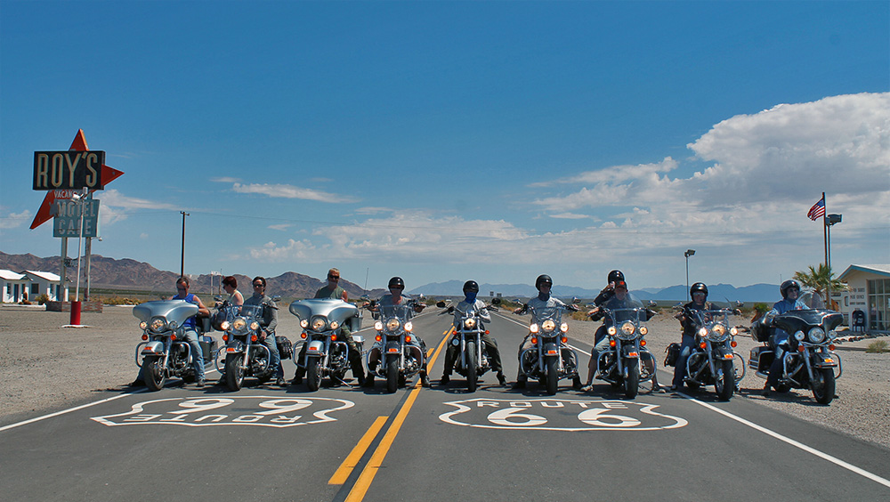 4 Staaten Biker Dreams - Route 66 Roy's