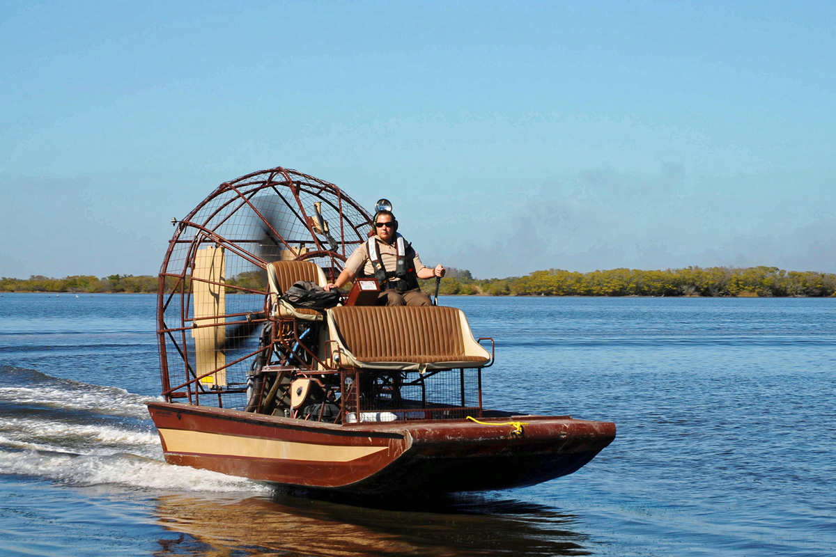 Everglades Propellerboot-Tour 25,-$