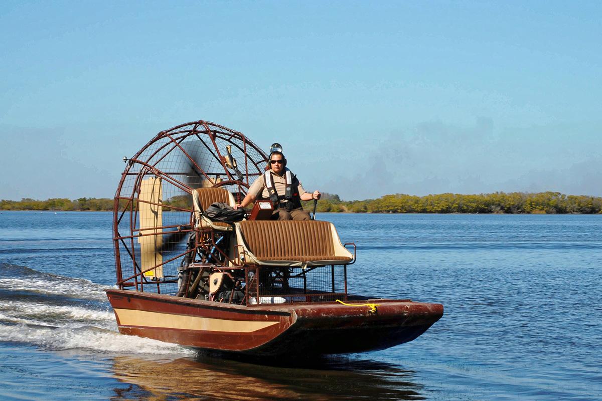 Everglades Propellerboot-Tour 25,-$