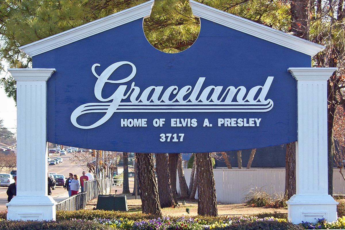 Elvis Presley Museum Graceland 37,-$