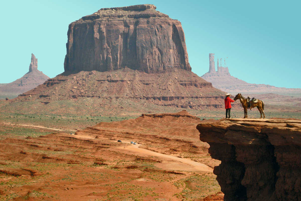 Monument Valley Eintritt mit Jeeptour 69,-$