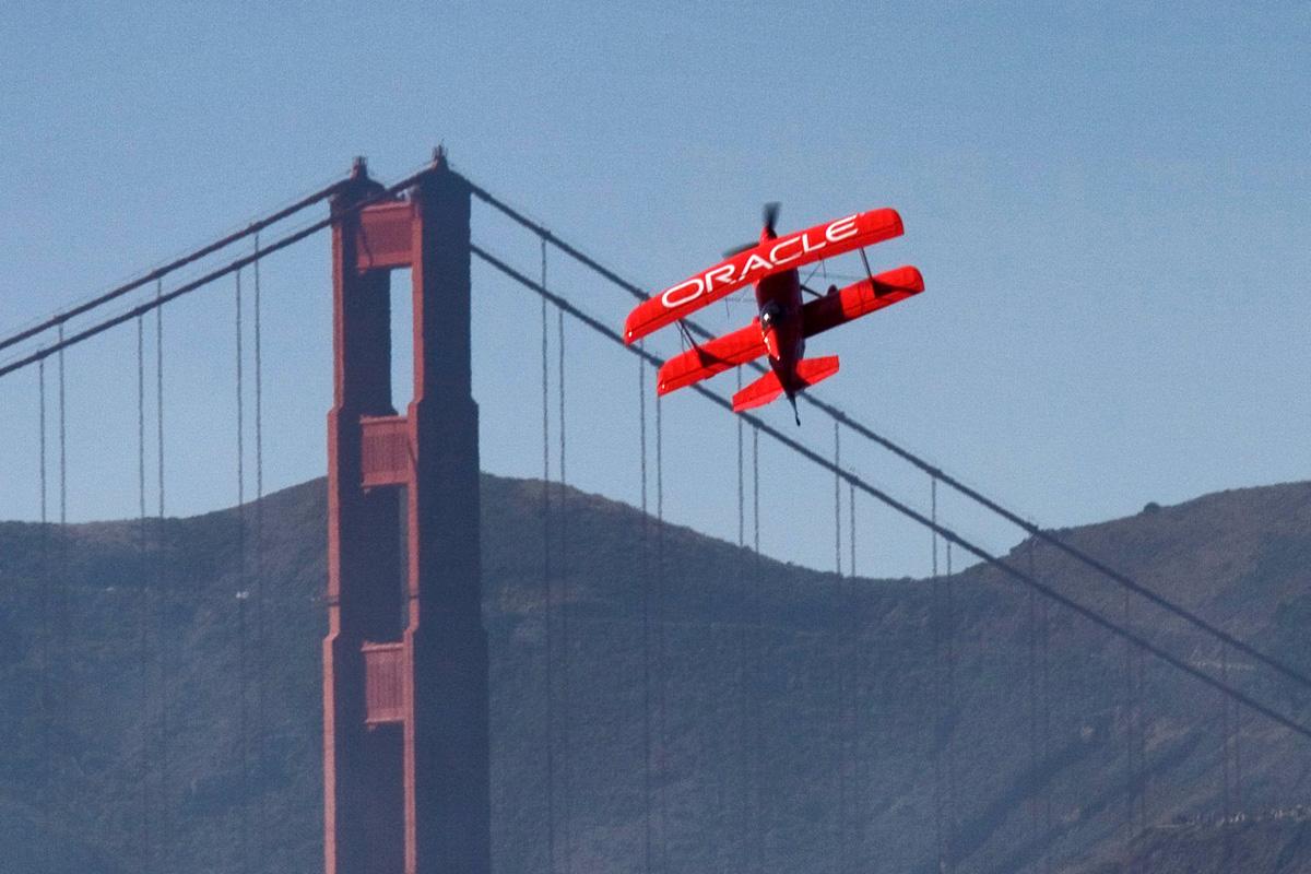 Golden Gate/San Francisco Bucht mit dem Wasserflugzeug 189,-$