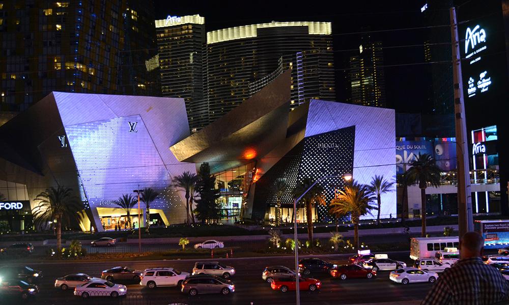 Motorrad-Reisen Big Loop - Tag 14: Las Vegas