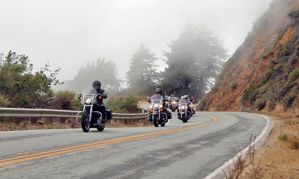 Motorrad-Reisen California Goldrush - Tag 3: Hollister – Mariposa