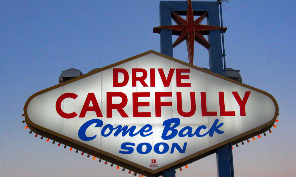 Motorrad-Reisen Bikercountry - Tag 12: Las Vegas
