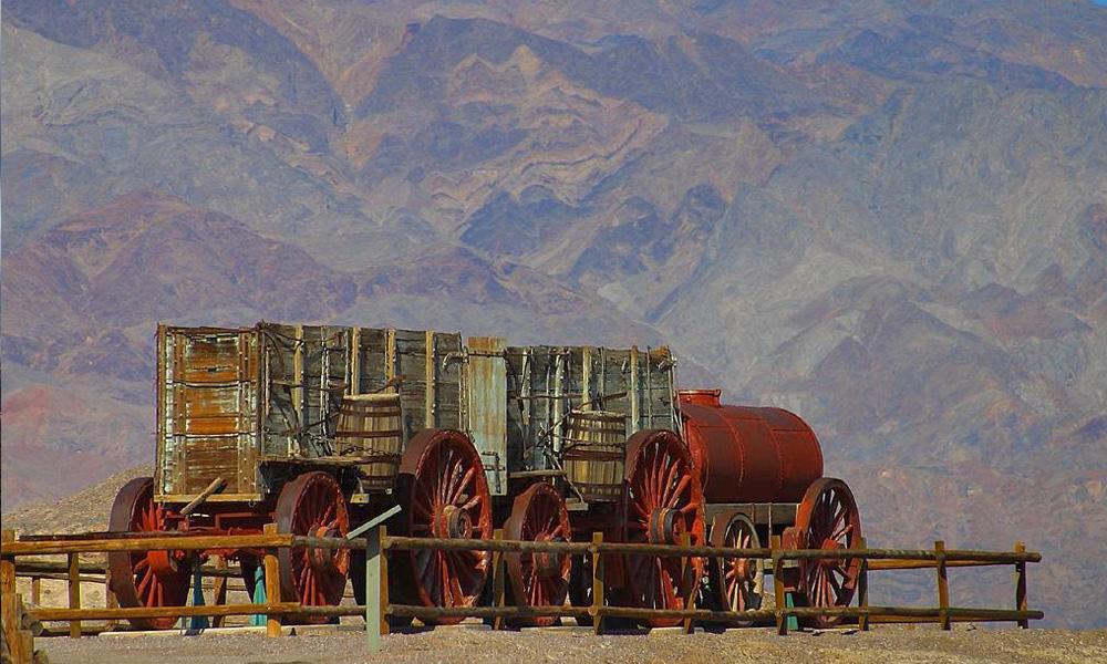 Motorrad-Reisen Bikercountry - Tag 3: Death Valley – Lake Isabella