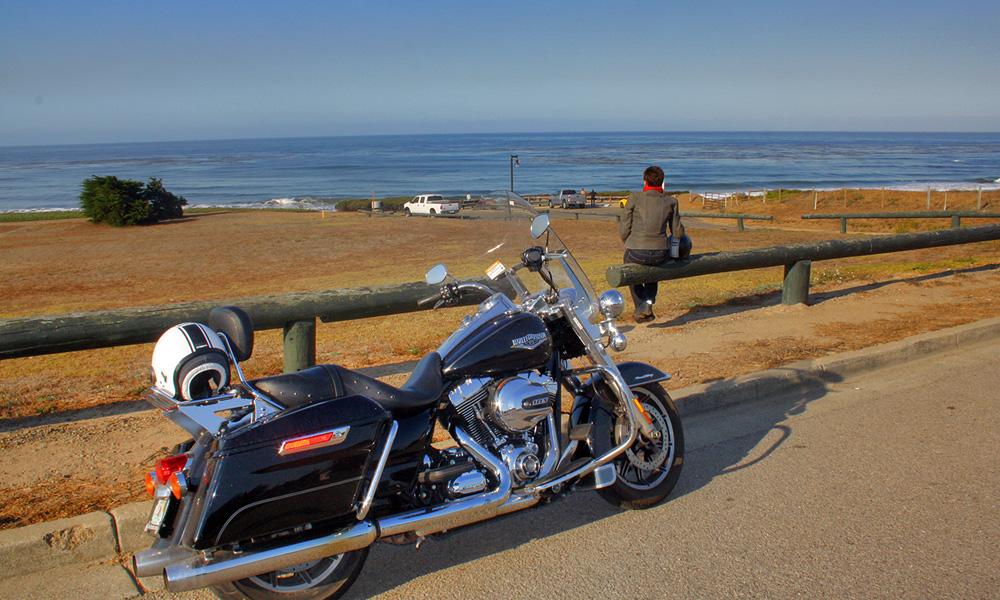 Motorrad-Reisen Bikercountry - Tag 6: Pacific Coast Highway 1 – Carmel by the Sea – Cambria