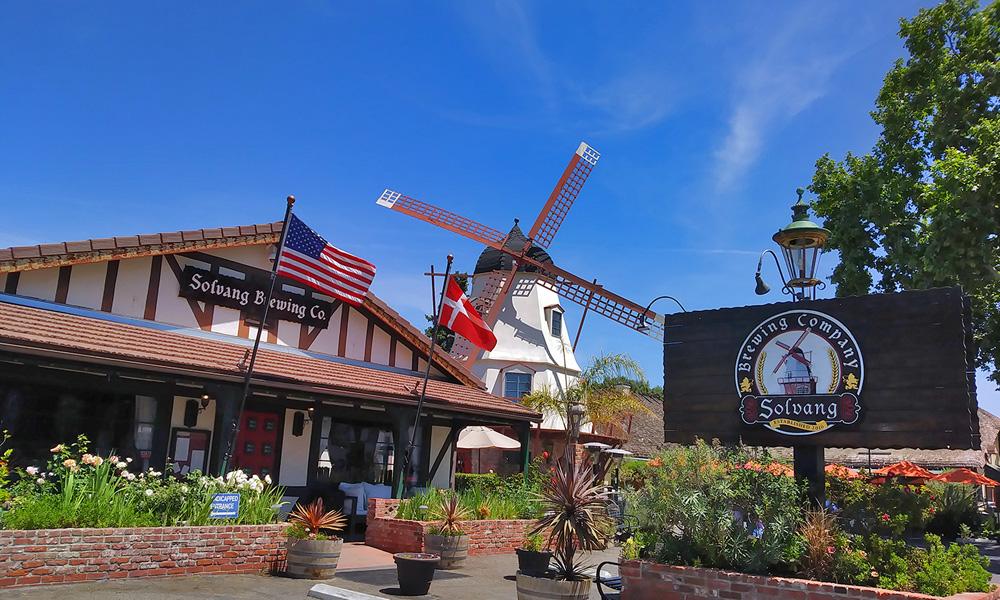 Motorrad-Reisen Bikercountry - Tag 7: Pismo Beach – Solvang – Santa Barbara – Ventura