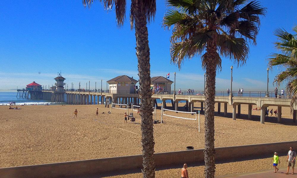 Motorrad-Reisen Bikercountry - Tag 9: Huntington Beach – Newport Beach – Ortega Highway – Lake Elsinore