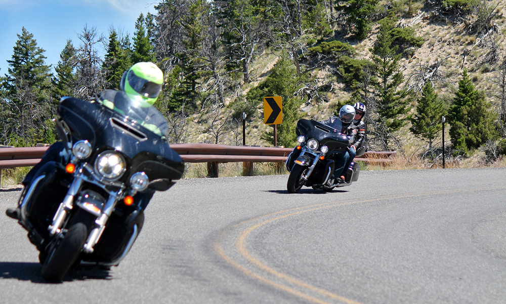 Motorrad-Reisen Rocky Mountains - Tag 11: Dinosaurier Country – Rocky Mountains – Snowmass