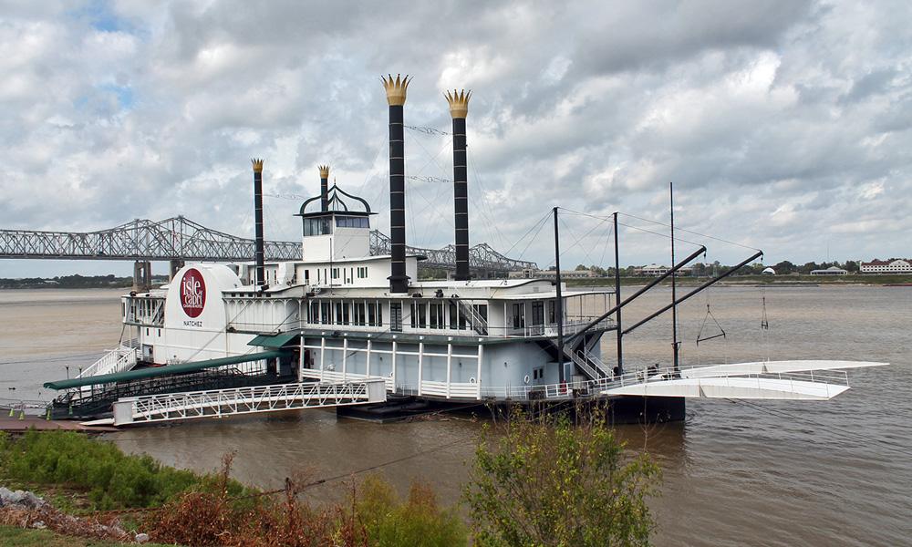 Motorrad-Reisen Historische Südstaaten - Tag 3: Baton Rouge – Mississippi - Natchez
