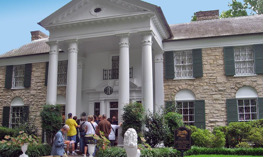 Motorrad-Reisen Historische Südstaaten - Tag 5: Graceland – Elvis Presley – Beale Street - Memphis