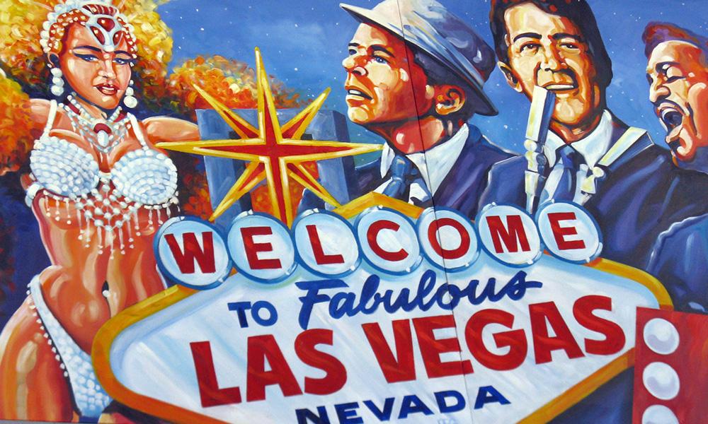 Motorrad-Reisen Süd-West Classic - 1. Tag - Las Vegas