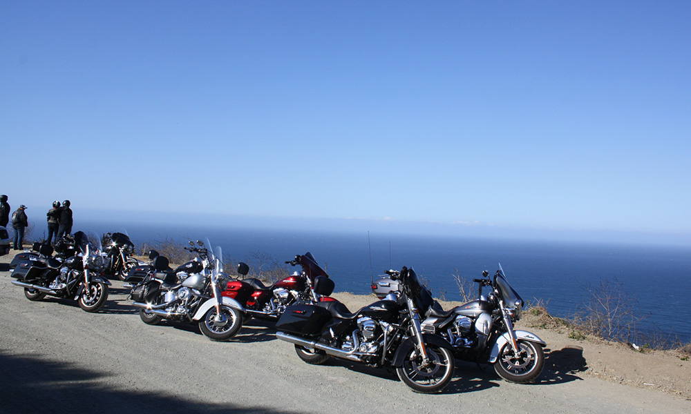 Motorrad-Reisen Süd-West Classic - 11. Tag: Pacific Coast Highway 1 – Solvang – Highway 101 – Pismo Beach – Morro Bay