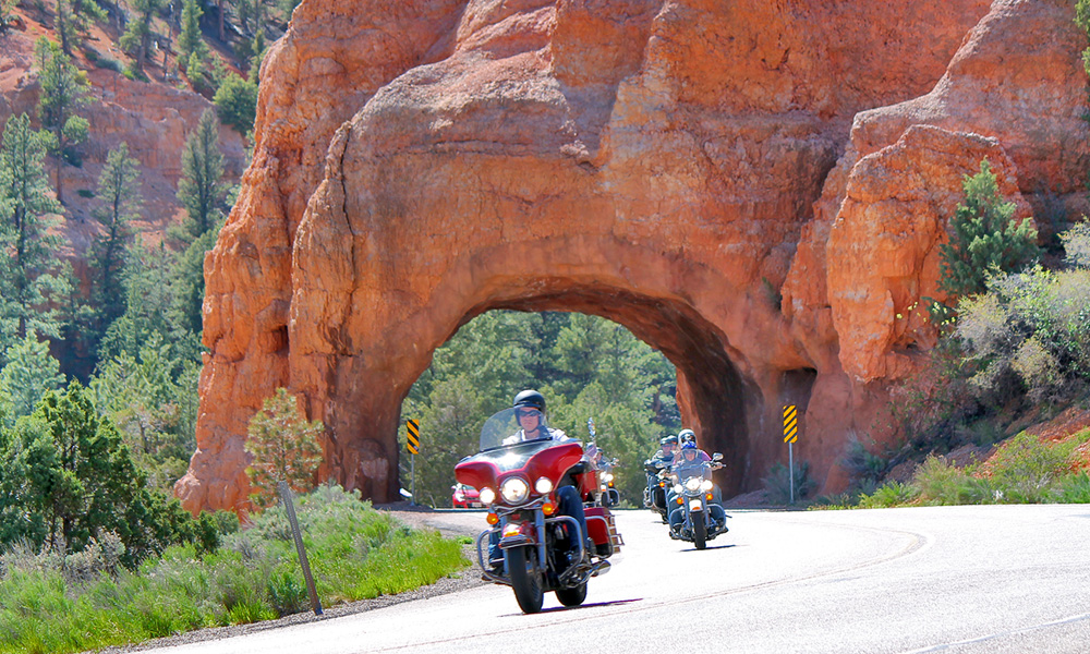 Motorrad-Reisen Süd-West Classic - 4. Tag: Bryce Canyon Nationalpark – Kanab