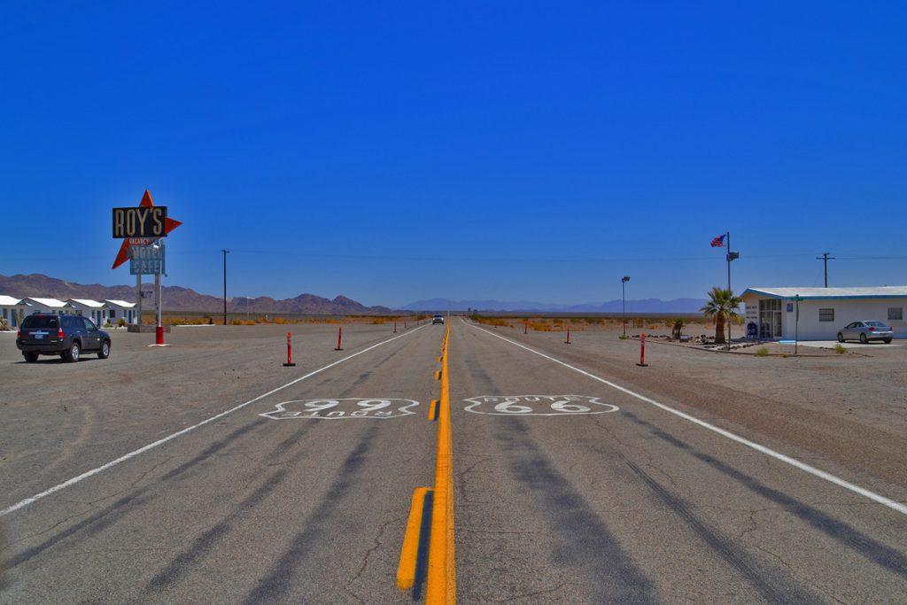 Route 66 Motorradreisen- Road Life - USA Motorradreisen