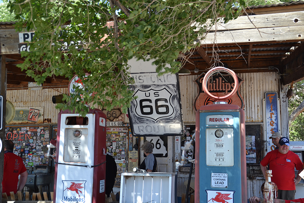 Route 66 USA Motorradreisen - Amerika Heller