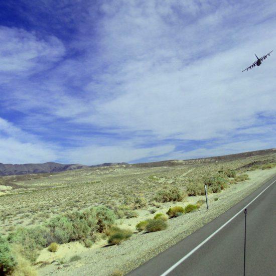 Begegnung der besonderen Art - Motorradreisen USA