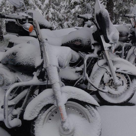 Beste Reisezeit Rcky Mountains - Motorradreisen USA Amerika Heller