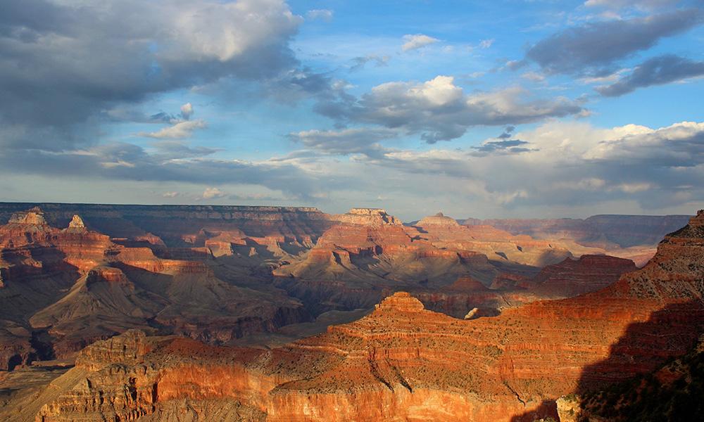 Route 66 - USA Motorradtouren mit der Harley - Grand Canyon