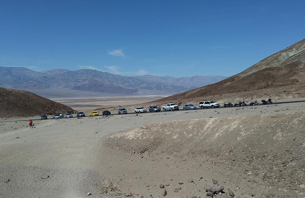 Death Valley - USA MotorradReisen