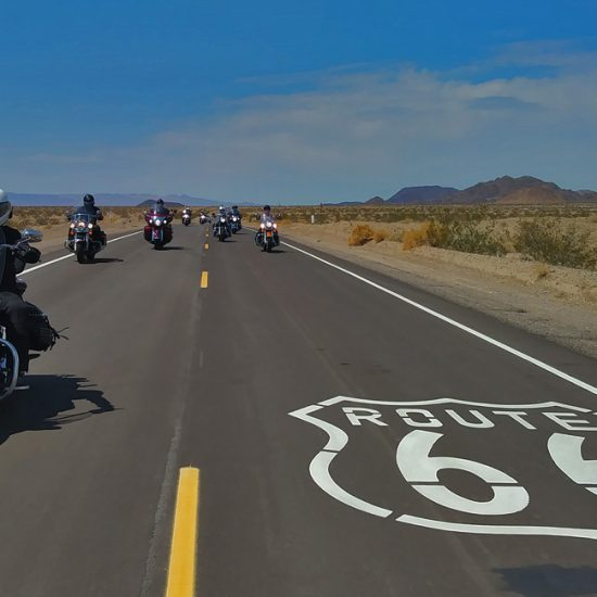 Best Of Route 66 | Amerika Heller | USA Motorradreisen
