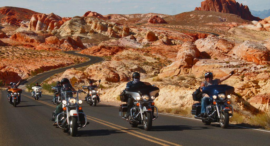 Diese Tour sollte man als Motorradfahrer (egal ob Harley-Fahrer oder nicht) unbedingt machen