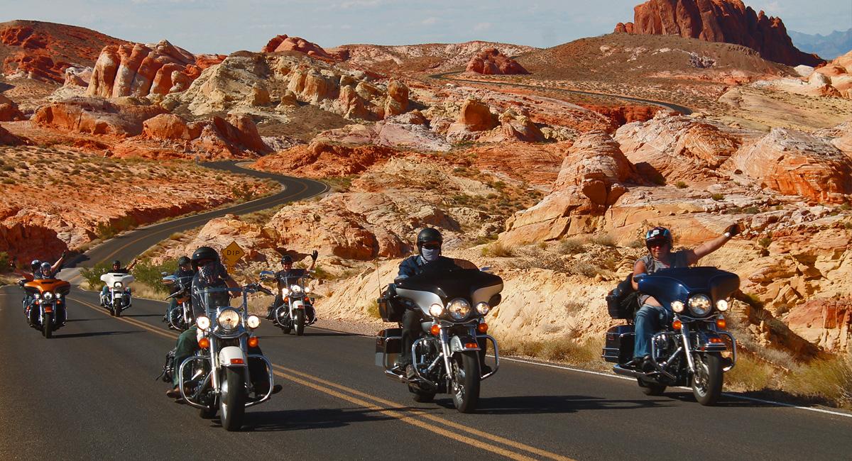Amerika Heller USA Motrorradreisen | Gästemeinungen & Erfahrungen