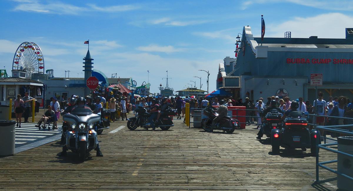 Route 66 -Motorradreise Erfahrung