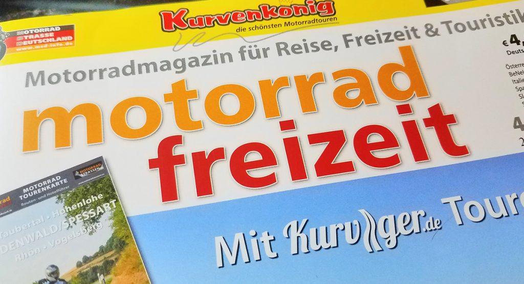 Let's Rock - Motorrad Freizeit Bericht